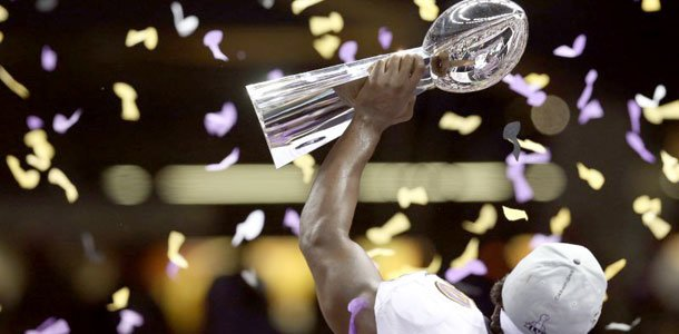 Blowout to blackout to shootout: The Baltimore Ravens prevail in Super Bowl XLVII