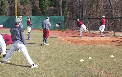 Baseball underdogs ready for season