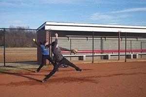 Softball team gears up for new season
