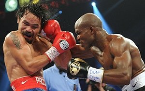 Two giants face off in Mayweather vs. Pacquiao
