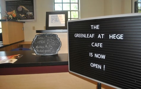 The Greenleaf spreads its roots across campus despite adversity