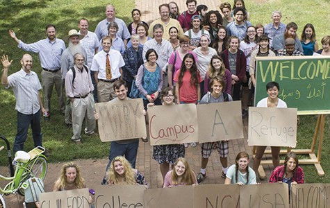 Every campus a refuge: embodying our values