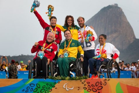 Paralympic athletes achieve incredible feats in Rio games