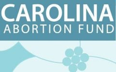 Student presents on NC abortion access