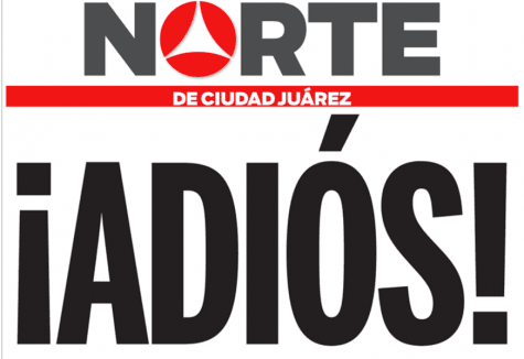 Mexican newspaper closed down due to safety concerns