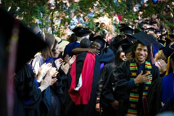 A Look at Guilford's Graduating Class: Athletes