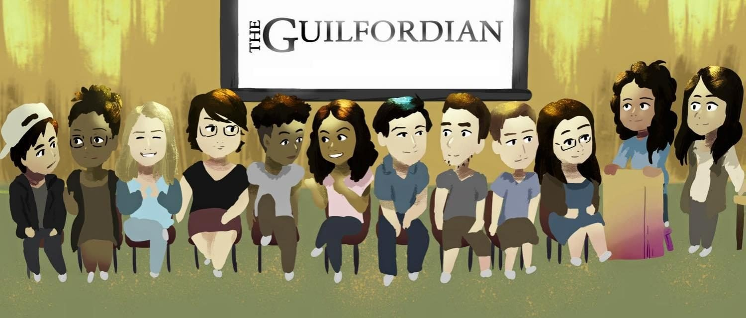 The Guilfordian will return Fall 2017…See you soon!