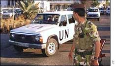 Weapons inspectors from United Nations aid in Iraq (www.bbc.com)