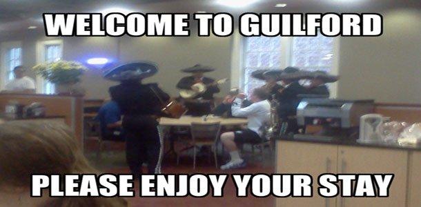 Yo Guilford, I heard you like memes