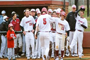 Baseball season in full swing as team hopes to knock it out of the park
