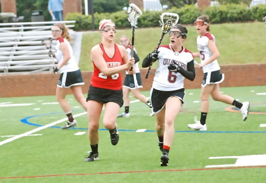 Senior leadership the backbone of women's lacrosse team