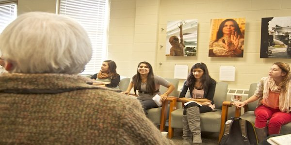 In your faith: GCRO's Religious Emphasis Week at Guilford