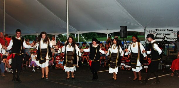 The real Greek life: the Greensboro Greek Festival
