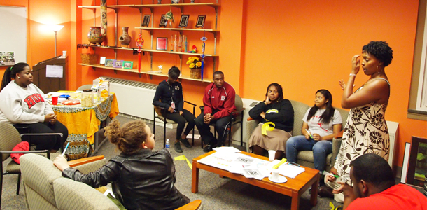 Flourish with CHANGE: Africana CHANGE Jr. makes an impact in the Greensboro community