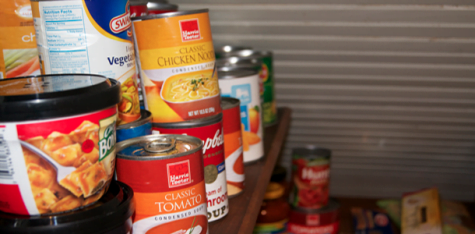 An on-campus help for hunger