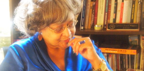 Beard Whitlow on her award, her poetry and her process