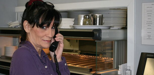 Meet Phyllis: Carolina's very own dinermite gal