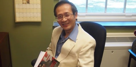 """Guo releases book, """"China's Security State,"""" quoted in Time"""