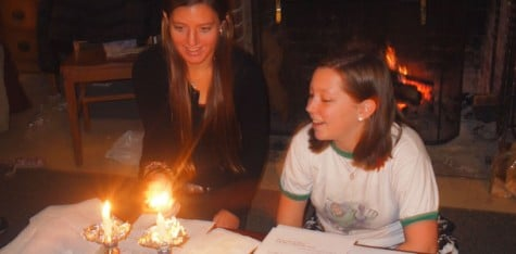 One Hillel of a club: promoting Jewish learning