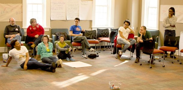 Understanding Racism workshop explores individual, institutionalized prejudice