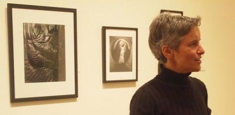Art faculty exhibits talent