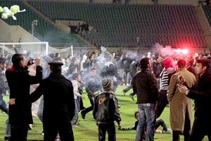 Egyptian soccer riots kill dozens, injure hundreds