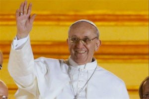 Benedict resigns, Francis named pope in record time