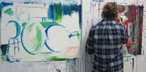 Senior art thesis open house impresses with successes