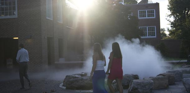 Mysterious misting rocks produce mixed reviews