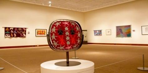Inuit art exhibit tells timeless tundra tales