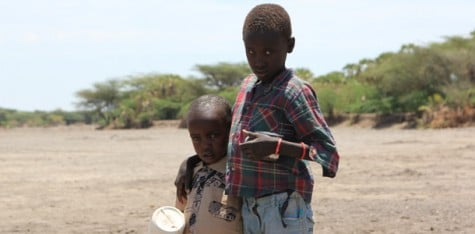 Aquifers to provide clean water for Turkana, Kenya