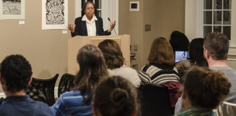 Speaker encourages conversations about racism, promotes student activism