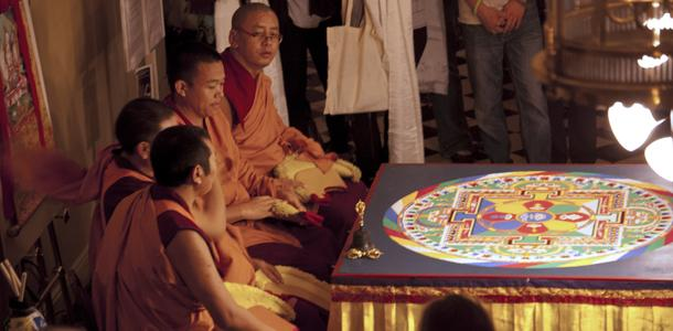 Mandalas & Monks