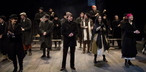 Theatre students captivate with Orwellian classic