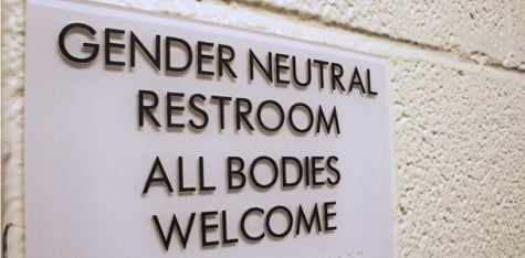 Shore Hall introduces first gender-neutral bathroom