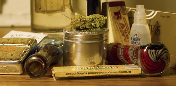 Student senate proposes bold change to campus pot policy