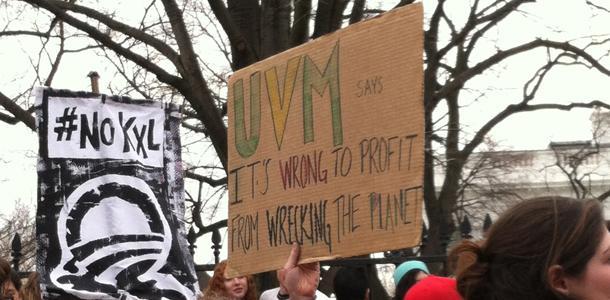 Keystone Pipeline protests rage on