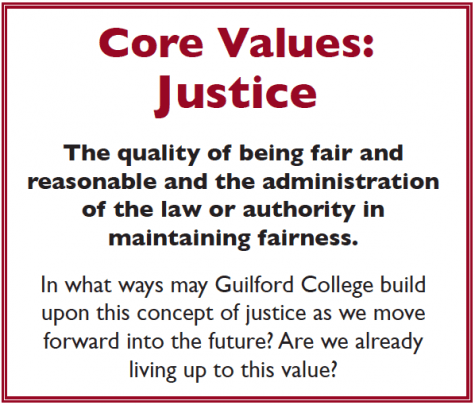Core Values: Justice