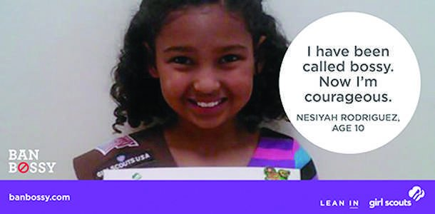 Ban Bossy campaign inspires young girls to lead proudly