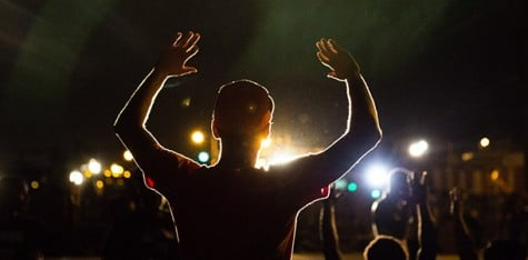 Local community tackles issues surrounding Ferguson