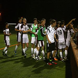 Men's soccer team recovers following rough early season