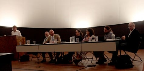 Panelists from different fields share views on Gaza war