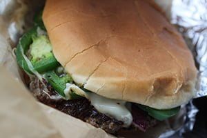 The Guilfordian's top five Greensboro burger joints