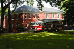 Fire in Mary Hobbs draws attention across campus