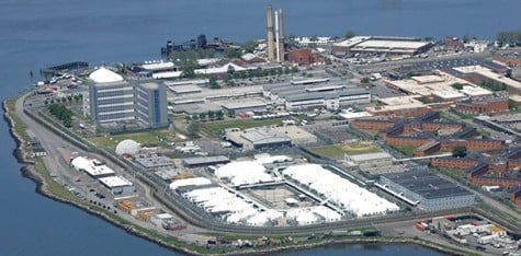Expenses, violence and abuse rise on Rikers Island