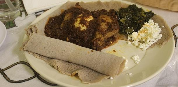 Locally owned Taste of Ethiopia blends spice and culture