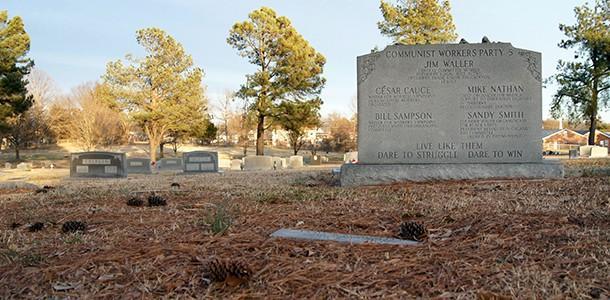 City+approves+Greensboro+massacre+memorial