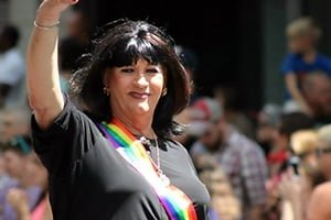 Allison making NC history as first trans* party chair candidate