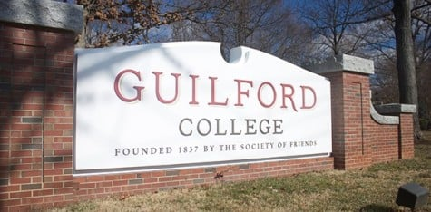Guilford's new logo does not represent us