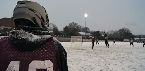 Men's lacrosse looking strong in preseason